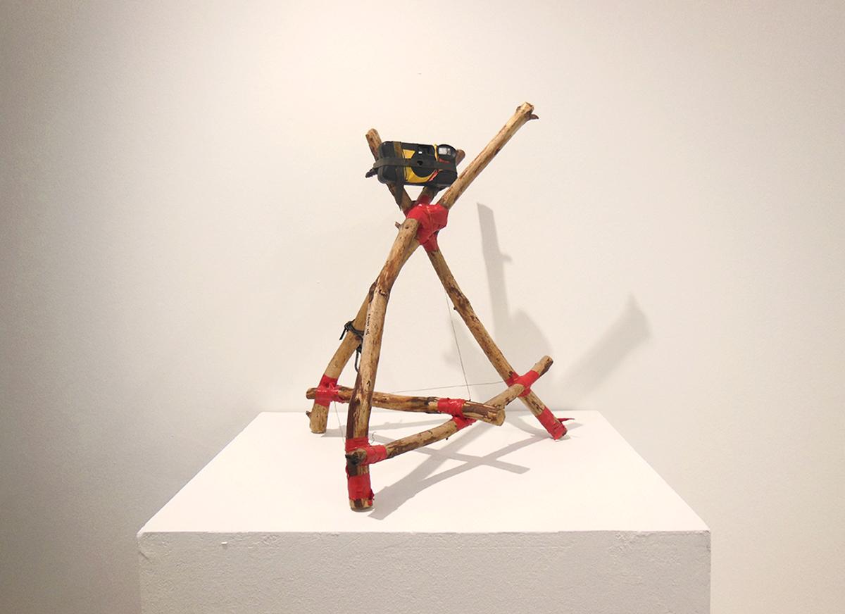 Daniele Girardi, art work, Single Use Memories, foto, opera, scultura, MART museo