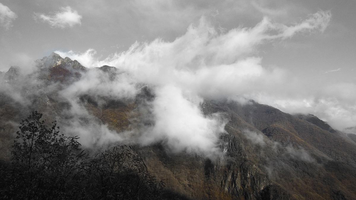 Daniele Girardi, art residency, art project, art works, opere, natura, wilderness, Val Grande, disegni, mappe, esplorazione, artista contemporaneo, arti visive, foto archivio