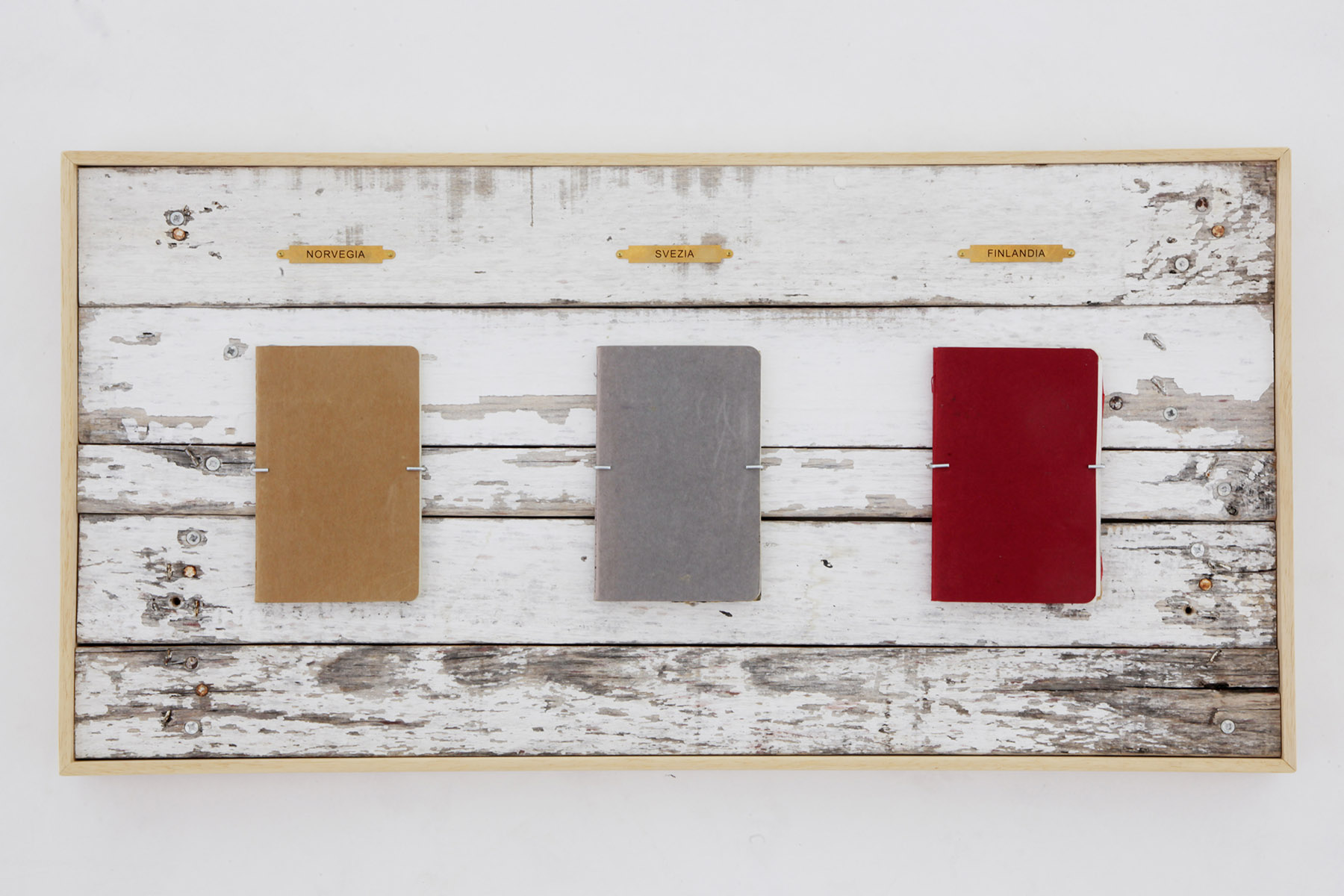 Daniele Girardi, 2021, North Way sketch books, Moleskine, opere arte