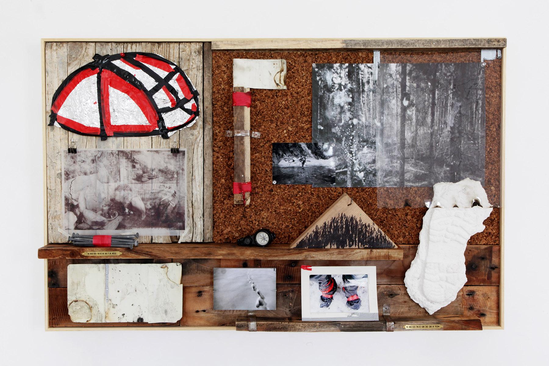 Daniele Girardi, 2021, Residuo Arcaico 1, opera arte, artwork, artista